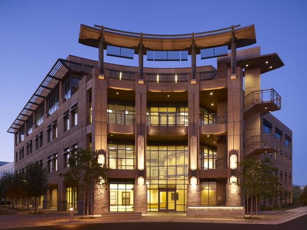 UC Irvine_Gross Hall