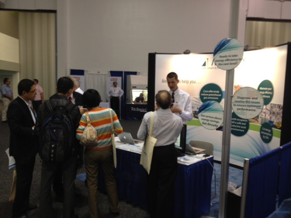 Aircuity Booth
